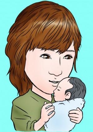 ogurayuko_akachan140917_a